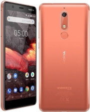 ΚΙΝΗΤΟ NOKIA 5.1 2018 16GB 2GB DUAL SIM COPPER GR