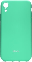 ROAR COLORFUL JELLY BACK COVER CASE FOR APPLE IPHONE XR MINT