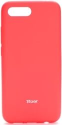ROAR COLORFUL JELLY BACK COVER CASE FOR HUAWEI HONOR 10 HOT PINK