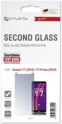 4SMARTS SECOND GLASS LIMITED COVER FOR HUAWEI Y7 (2018) / Y7 PRIME (2018)
