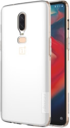 NILLKIN NATURE BACK COVER CASE FOR ONEPLUS 6 CRYSTAL