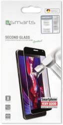 4SMARTS SECOND GLASS COLOUR FRAME FOR HUAWEI P10 LITE BLACK