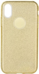 FORCELL SHINING BACK COVER CASE FOR HUAWEI Y6 2019 GOLD