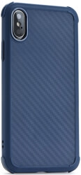 ROAR ARMOR CARBON BACK COVER CASE FOR SAMSUNG GALAXY S9 PLUS BLUE