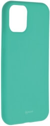 ROAR COLORFUL JELLY BACK COVER CASE FOR APPLE IPHONE 11 PRO MINT
