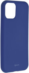ROAR COLORFUL JELLY BACK COVER CASE FOR APPLE IPHONE 11 PRO MAX NAVY
