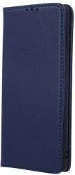 GENUINE LEATHER FLIP CASE SMART PRO FOR SAMSUNG A21S NAVY BLUE