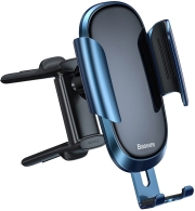 BASEUS FUTURE GRAVITY SMARTPHONE HOLDER FOR VEHICLE ROUND AIR OUTLET BLUE