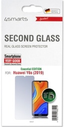 4SMARTS SECOND GLASS ESSENTIAL FOR HUAWEI Y6S 2019