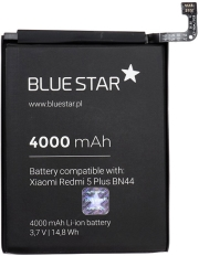 BLUE STAR BATTERY FOR XIAOMI REDMI 5 PLUS (BN44) 4000 MAH LI-ION