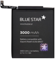 BLUE STAR BATTERY FOR XIAOMI REDMI 6/6A (BN37) 3000 MAH LI-ION