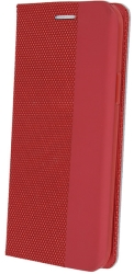 SMART SENSO FLIP CASE FOR XIAOMI REDMI NOTE 8T RED