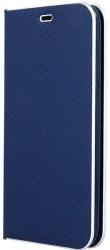 SMART VENUS CARBON CASE FOR XIAOMI REDMI NOTE 8T NAVY BLUE