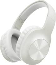 HAMA 184062 BLUETOOTH CALYPSO HEADPHONES OVER-EAR MICROPHONE BASS BOOSTER WHITE