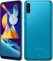 ΚΙΝΗΤΟ SAMSUNG GALAXY M11 32GB 3GB DUAL SIM BLUE