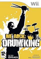 WE ROCK : DRUM KING