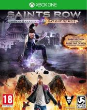 SAINTS ROW IV : RE-ELECTED + GAT OUT OF HELL