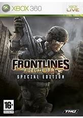 FRONTLINES: FUEL OF WAR LIMITED EDITION