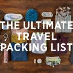 Vacation Packing List The Ultimate Travel Essentials Checklist