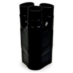 3 Way Outlet Honda Super Cub 50 Wiring Diagram Hdbb 345 1 250 3m Heat Shrinkable Cable Anixter Breakout Boot Semi Rigid Heavy Duty