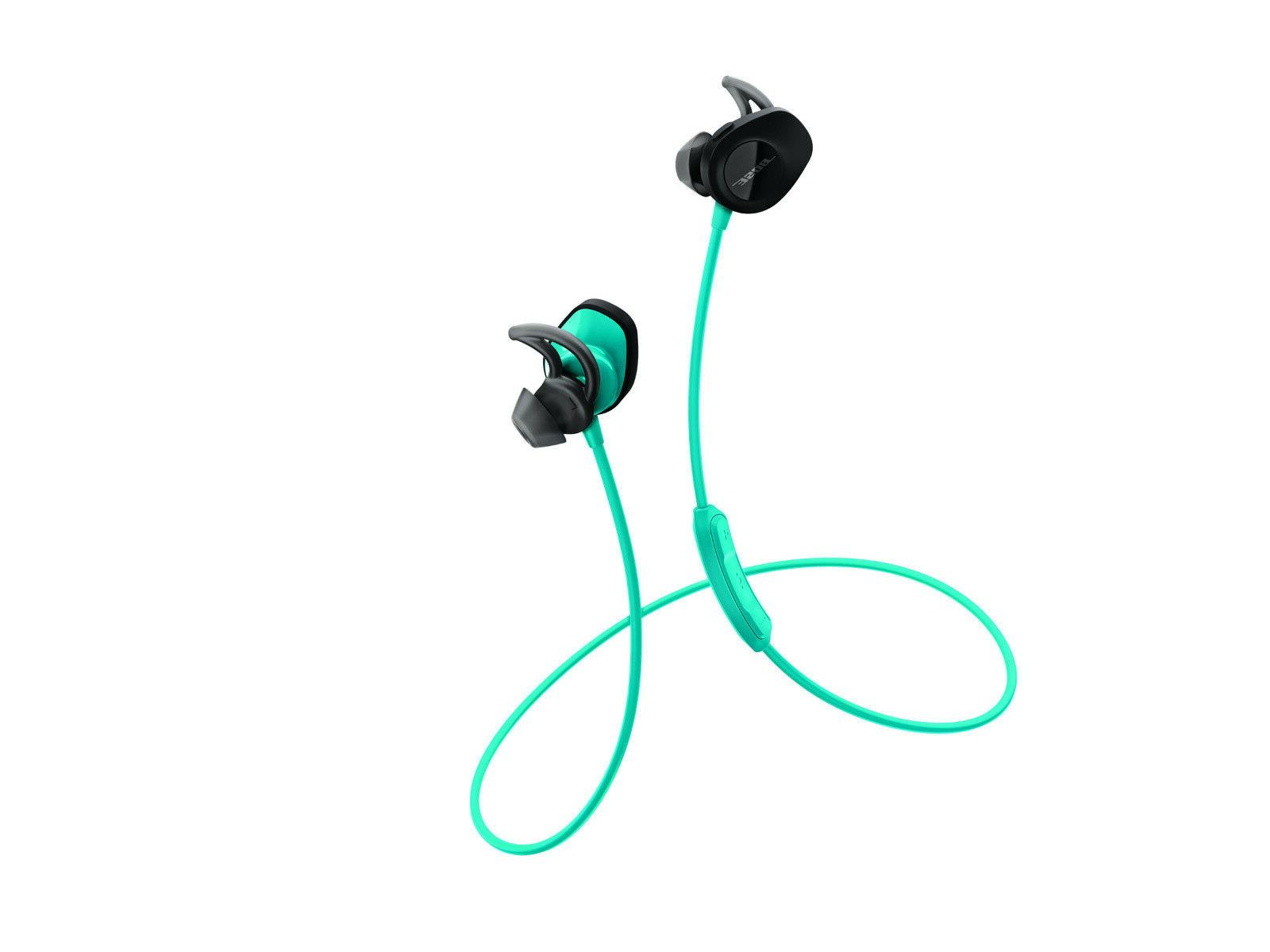 Bose Soundsport Bluetooth Wireless Earbuds, Sweat
