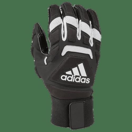 Adidas Freak Max 20 Lineman Gloves Mens Football Sport Equipment BlackWhite