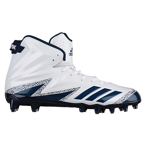 Adidas Freak X Carbon High Mens Football Shoes WhiteCollege NavyCollege Navy