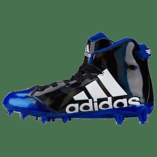 Adidas Freak X Carbon High Mens Football Shoes BlackWhiteCollege Royal