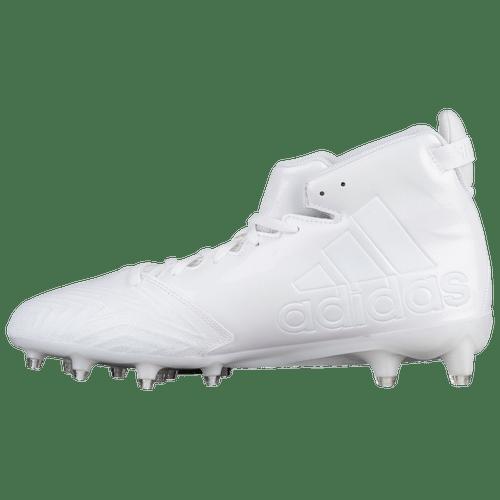 Adidas Freak X Carbon Mid Mens Football Shoes WhiteWhiteWhite
