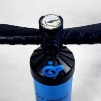 NORTH KITEBOARDING Double Action Pump with Pressure Gauge ...