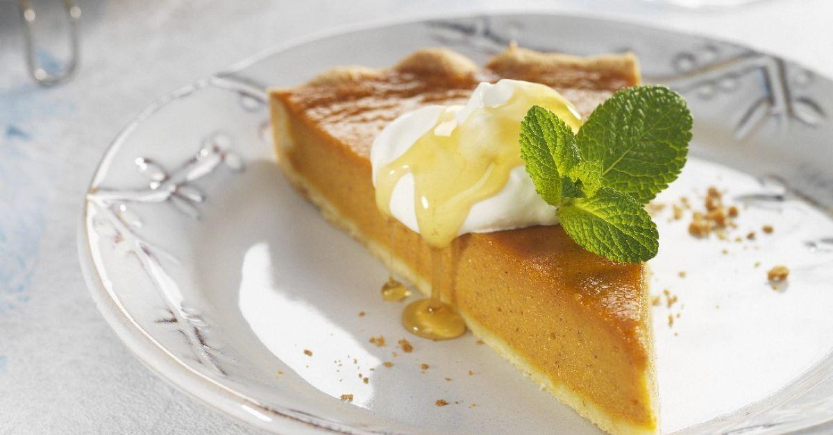 Sugar Free Sweet Carrot Pie Recipe Eat Smarter Usa