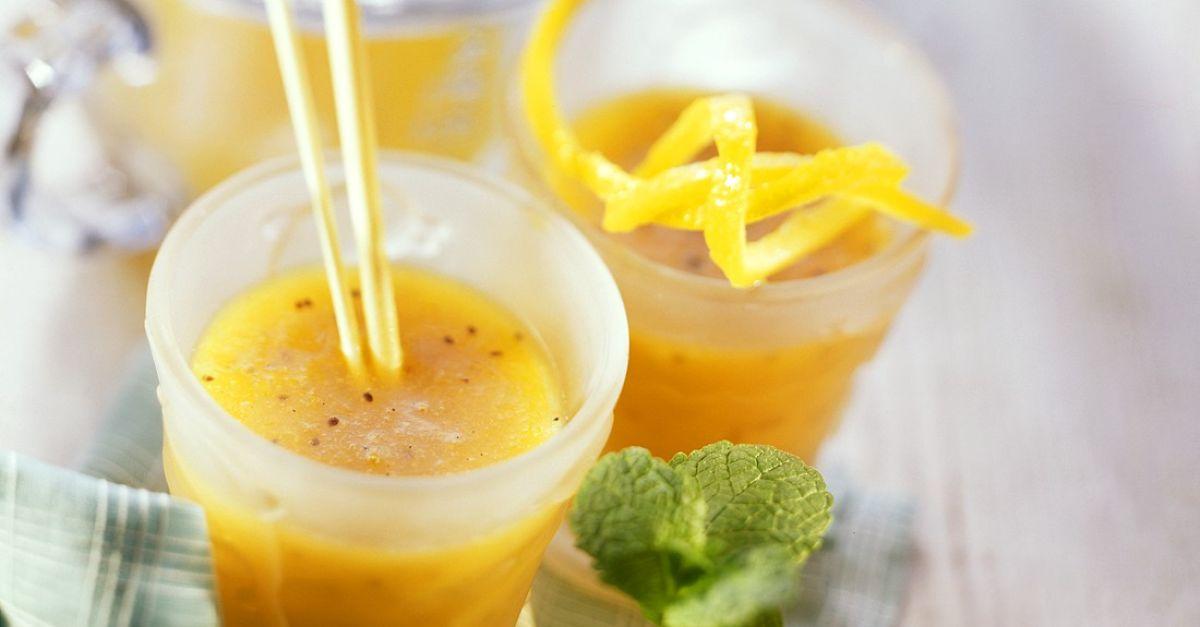 Tropical Fruit Cocktail recipe | Eat Smarter USA
