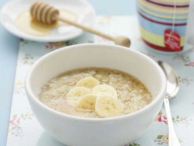 Porridge with Banana and Honey recipe | Eat Smarter USA