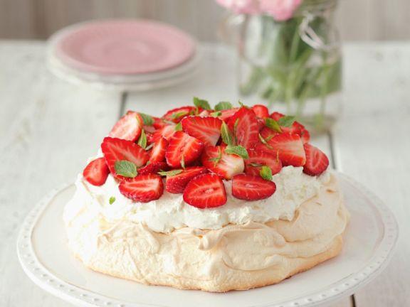 Rezept Torte Pavlova