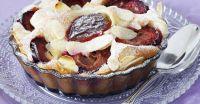 Mini-Pflaumen-Kuchen Rezept | EAT SMARTER