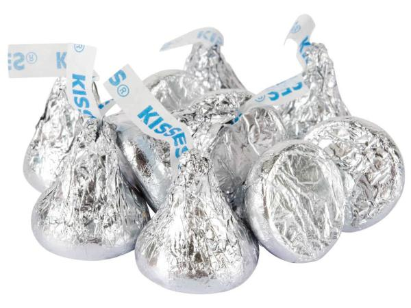 Hershey KissesSilver Nutrition Facts Eat This Much
