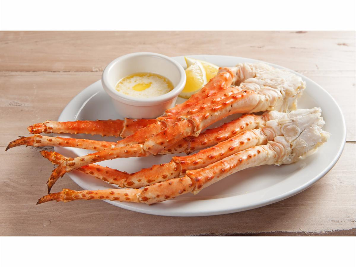 Snow Crab Legs - 1 Pound Nutrition Information - Eat This Much