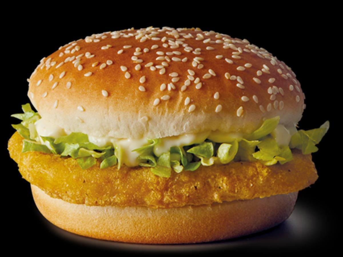 mcchicken sandwich nutrition facts