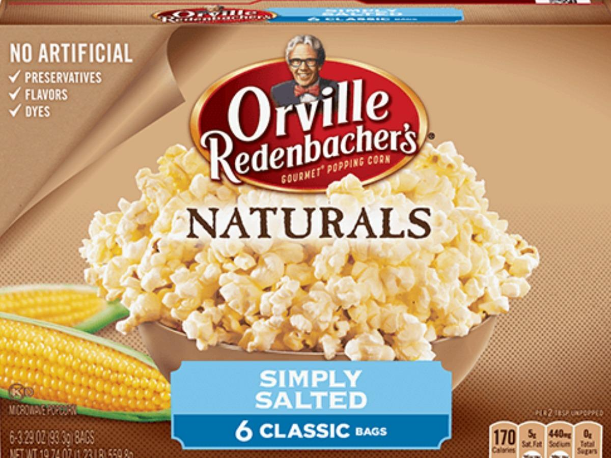 orville redenbacher s natural simply