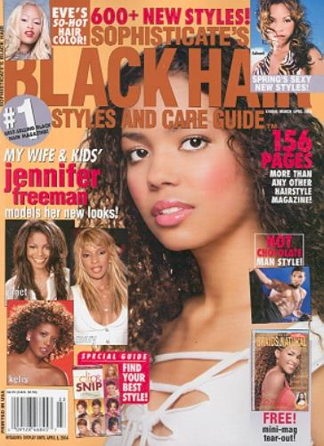 Buy A Subscription Of Sophisticates Black Hair Stlyes And Care Guide