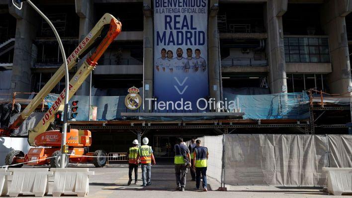 El estadio seguirá su remodelación. (EFE)