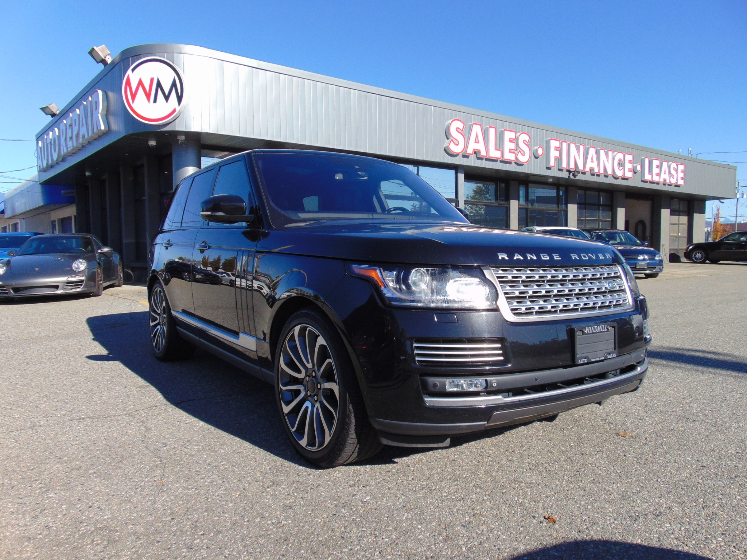 Used Land Rover For Sale Vancouver BC CarGurus