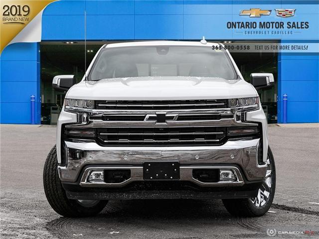 2019 Chevrolet Silverado 1500 LTZ DEMO / 4WD / LTZ PLUS ...
