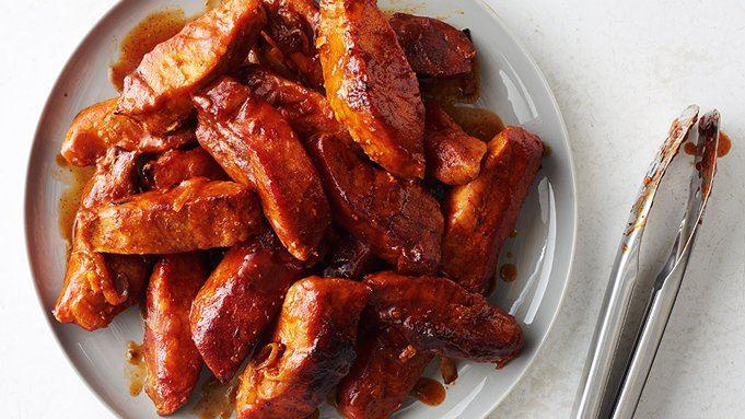 Wings Pepper Salt Baked And