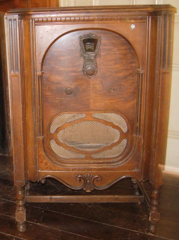 Majestic Radio Cabinet Grigsby Grunow 19291930 1977