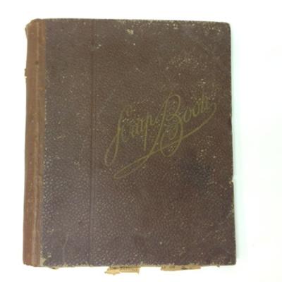 Scrapbook: Lancashire League, 1933; 1933; 2017.9.1