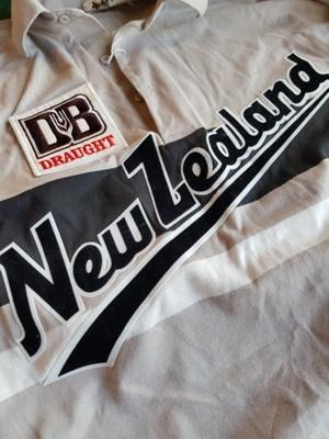 Shirt: New Zealand ODI shirt, 1990-91; Classic Collections; 1990; 2018.18.13