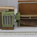 Small-scale models of equipment at PH Barker and Son; Symons, Frank; Barker & Sons, P H; 1948-1949; 11219/1-16
