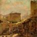 oil painting Inside Damascus Gate; Thomas, Margaret; 1893; 1914.5516