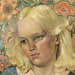 oil painting Margaret; Haggo, A. C.; 1945; 1947.19
